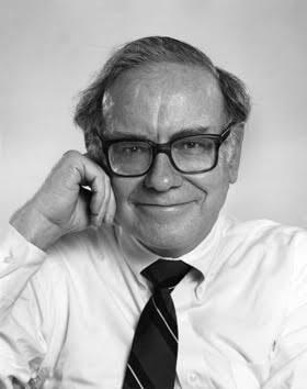 Businessfotografie München Warren Buffet