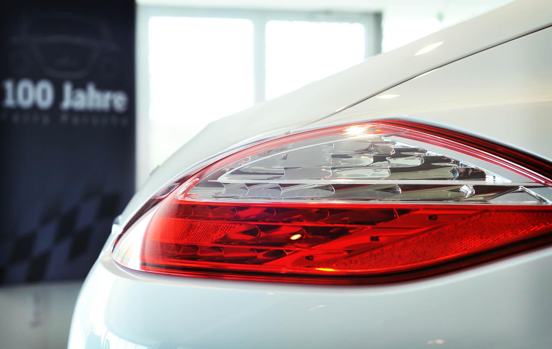 Firmeshooting München Porsche Design Porsche 5 Seen Porsche Werbeprospekt