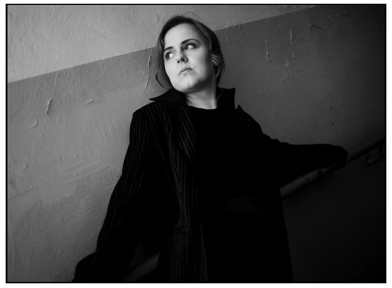Fotograf München Schauspielerin Portraits Outdoor