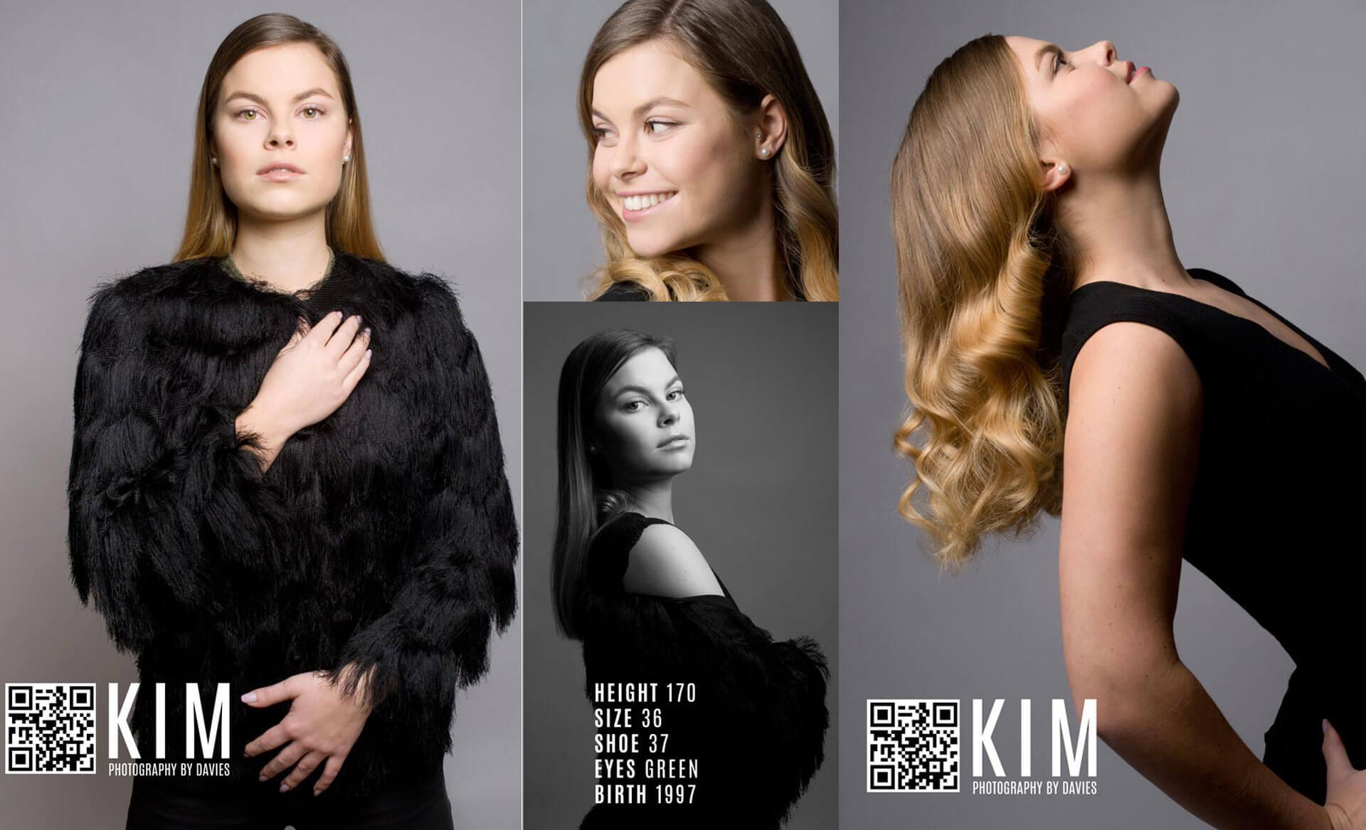 Sedcards Für Models Junge Frau Balerina