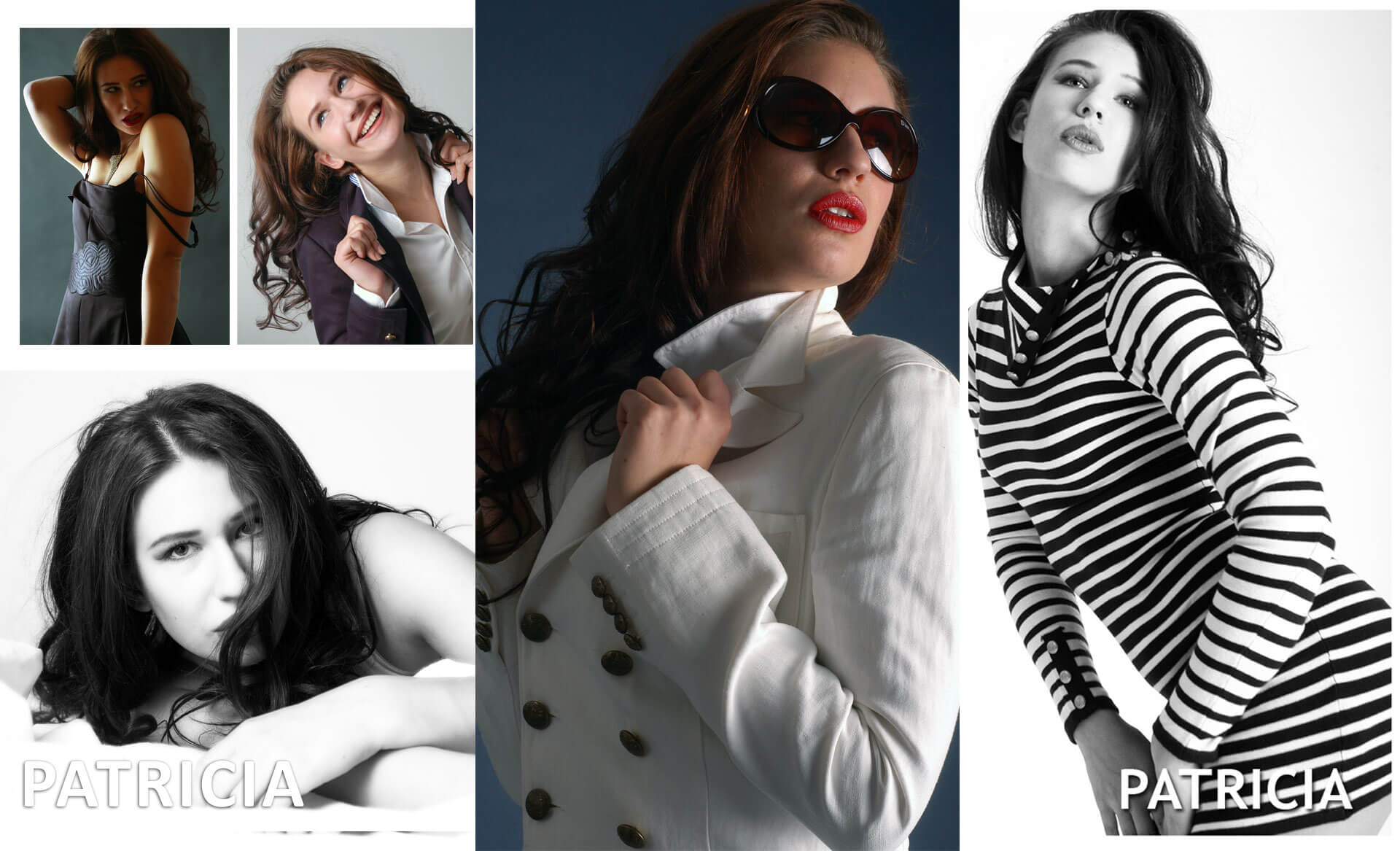 Sedcards Für Models Junge Frau Indoor Shooting